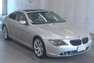 2005 BMW 6-Series 645CI 98