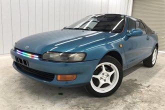 1993 Toyota Sera 160