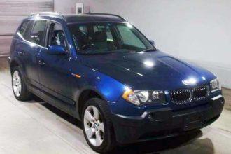 2005 BMW X3 3.0i 75