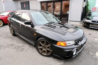 Mitsubishi Lancer Evolution IV for sale (#3550)