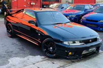 Nissan Skyline BCNR33 GT-R for sale (#3552)