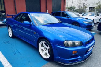 Nissan Skyline BNR34 GT-R V-Spec for sale (#3553)