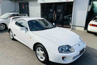 Toyota Supra SZ for sale (#3555)