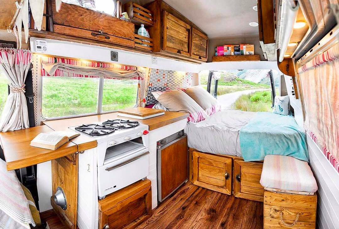 How To Design Your Campervan Layout | Tips and Tricks For #VanLife