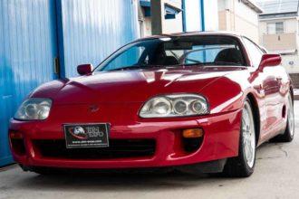 Toyota Supra Targa top for sale (N.8366)