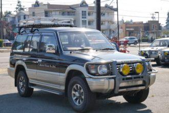 1992 Mitsubishi Pajero Turbo Diesel