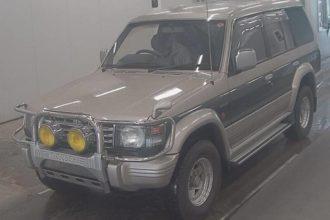1992 Mitsubishi Pajero 4X4