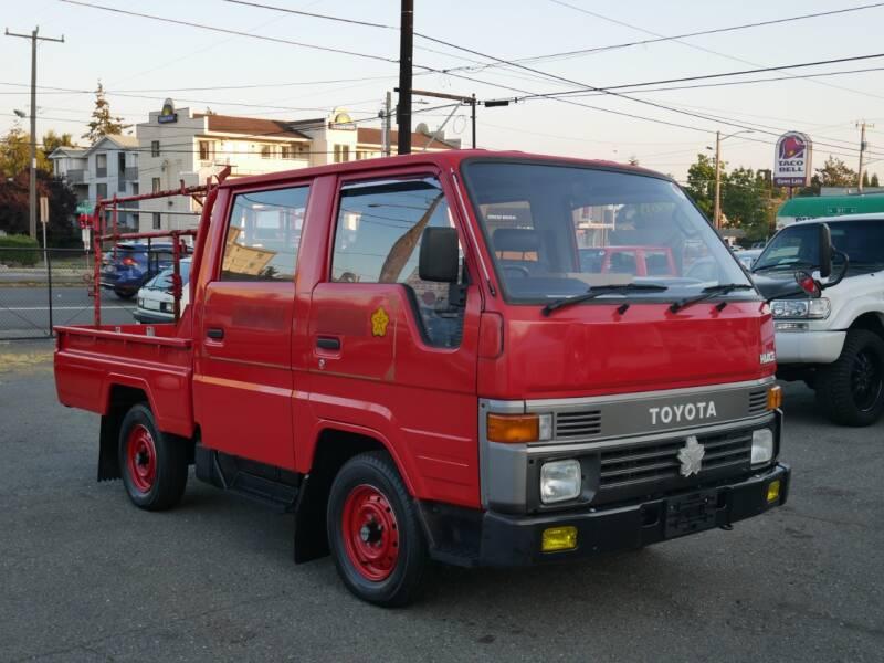 1990 Toyota Hiace