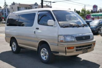 1995 Toyota Hiace SC Limited AWD Diesel