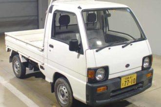 1992 Subaru Sambar