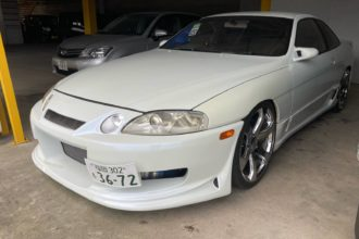 1995 Toyota Soarer GT-T (Arriving late December)