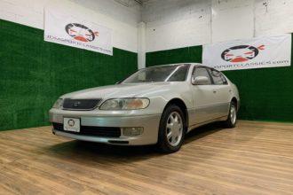 1994 Toyota Aristo 3.0V Twin Turbo