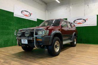 1992 Toyota Hilux Surf