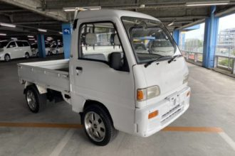 1993 Subaru Sambar 4WD (Arriving late December)