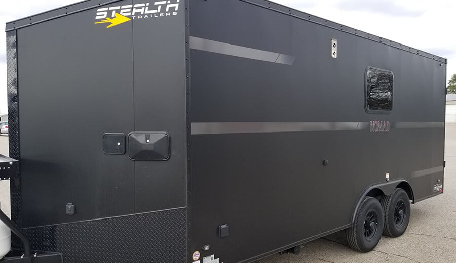 Nomad – Stealth Trailers