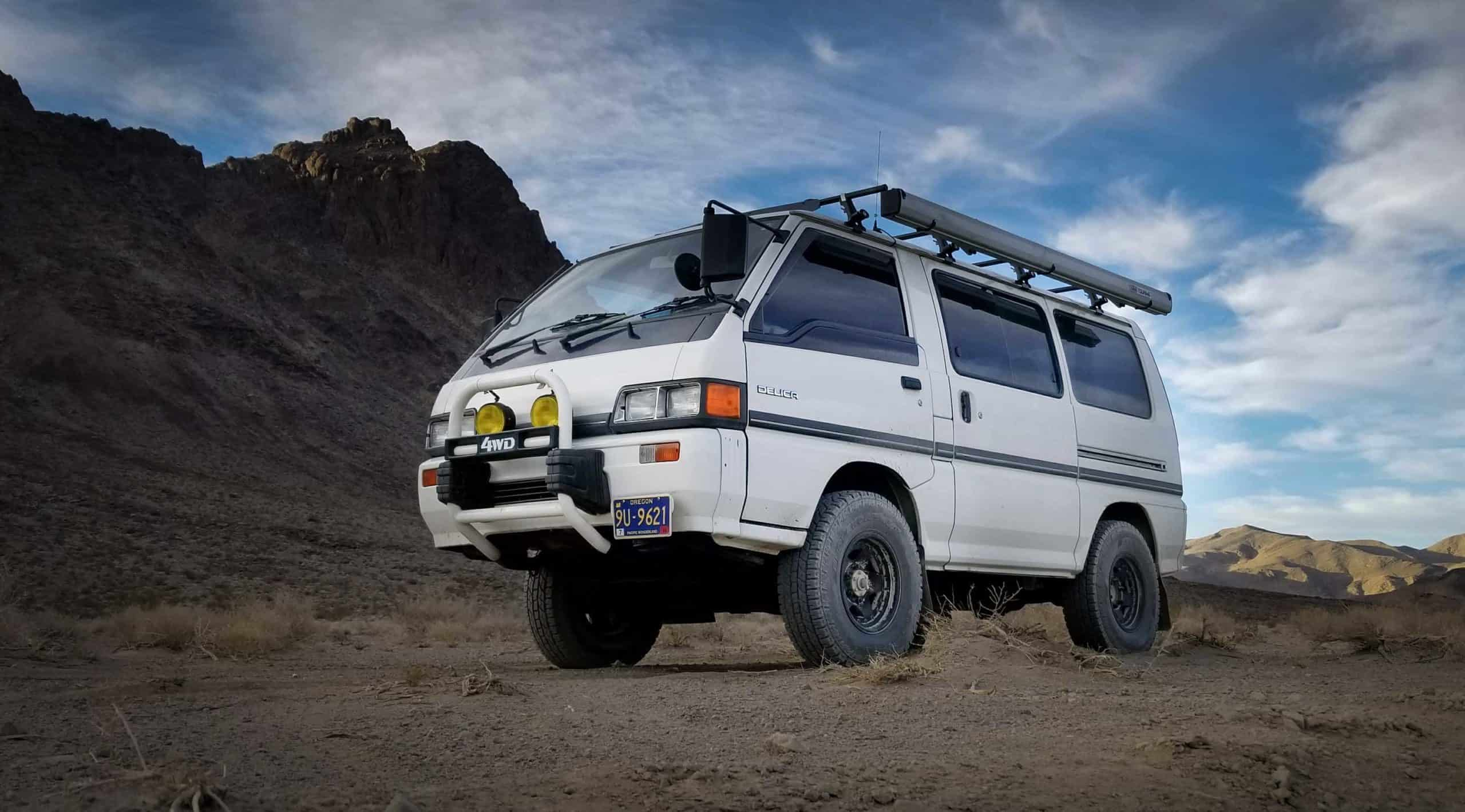 The Ultimate Mitsubishi Delica Van Guide | Autowise
