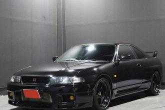 1995 Nissan Skyline GT-R V-Spec BCNR33 100
