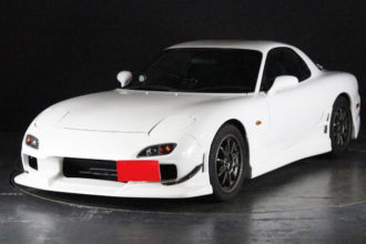 1999 Mazda RX-7 Type RB S Package 126