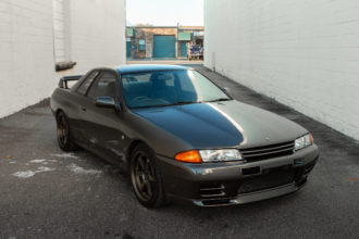 1989 Nissan Skyline GTR R32 Clean KH2 Gunmetal First Year Example