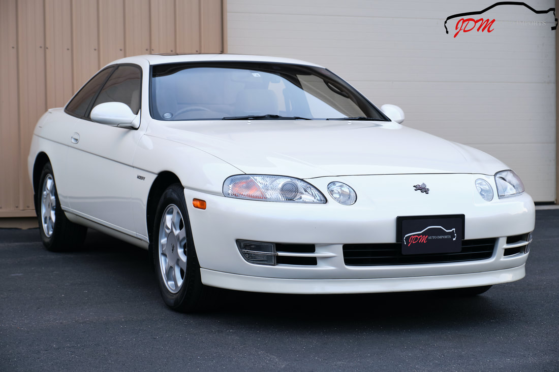 1994 TOYOTA SOARER 2.5 GT-T TWIN TURBO