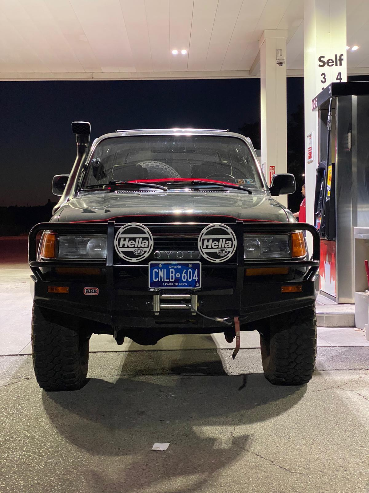1994 Toyota Land Cruiser Wagon