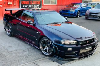 Nissan Skyline BNR34 GT-R for sale (#3572)