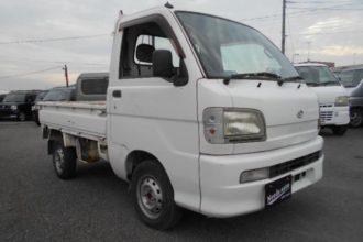 Daihatsu Hijet track