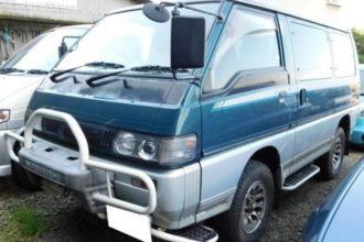 Mitsubishi Delica Star Wagon