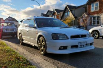 2000 Subaru Legacy 4dr GT Manual