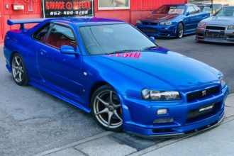 Nissan Skyline BNR34 GT-R for sale (#3570)