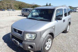 2005 Honda Element 148