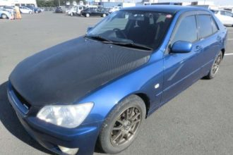 2002 Toyota Altezza RS200 Limited 177