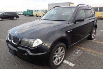 2005 BMW X3 2.5i 121