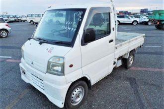 2000 Mitsubishi Minicab Truck 110