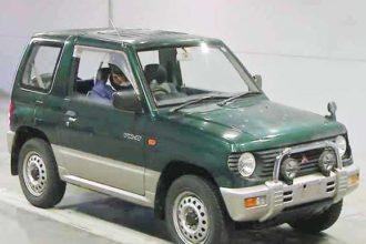 1995 Mitsubishi Pajero Mini 79
