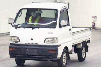 1999 Mitsubishi Minicab Truck VX Special Edition 76