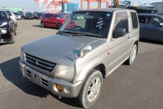 2003 Mitsubishi Pajero Mini XR 87