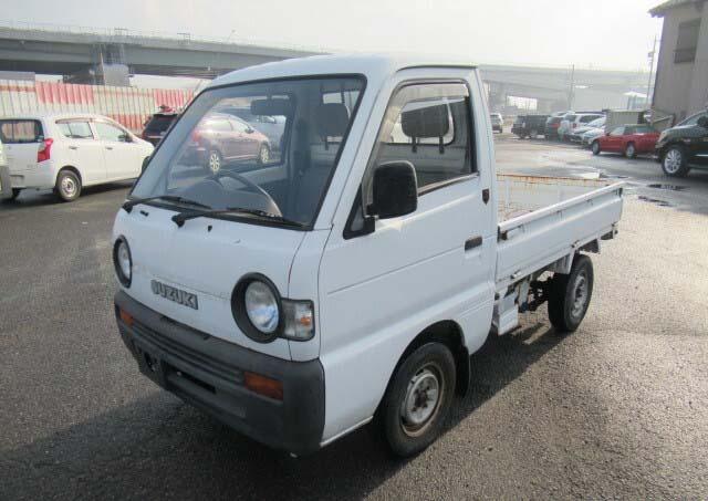 1994 Suzuki Carry Truck KU 61