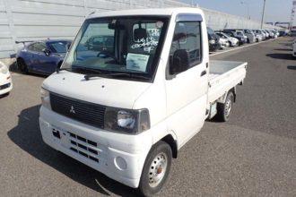 2001 Mitsubishi Minicab Truck VX-SE 39