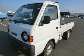 1996 Suzuki Carry Truck KU 23