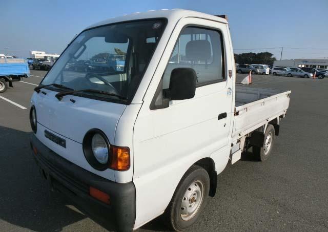 1996 Suzuki Carry Truck KU 23