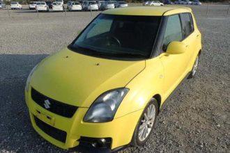 2005 Suzuki Swift Sports 167