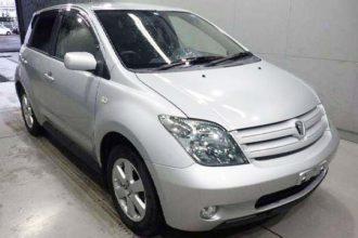 2003 Toyota IST F L 38