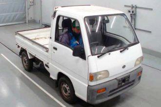 1994 Subaru Sambar Truck 57