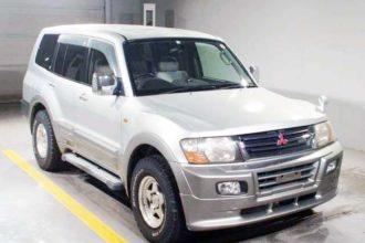 2000 Mitsubishi Pajero Long Exceed 115