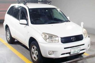 2004 Toyota Rav4 L X Limited 105