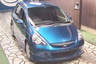 2005 Honda Fit 1.3S 95
