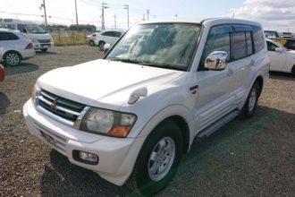 2002 Mitsubishi Pajero Premium 106