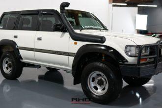 1992 Toyota LandCruiser GXL 4X4
