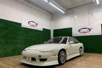 """1992 Nissan Silvia """"Onevia"""""""